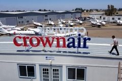 Crown Aviation Custom Sign Final Landscape