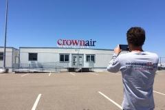 Crown Aviation Custom Sign Final Far