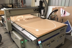SeaWorld Glow CNC Machine