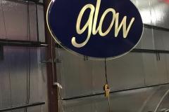 SeaWorld Glow Fabrication Yellow