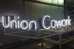 Union Cowork Fabrication Light
