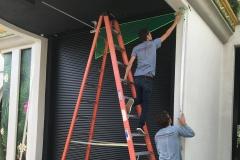 Xanadu 7D Theater Installation Tunnel Top