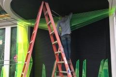 Xanadu 7D Theater Installation Tunnel Total