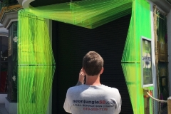 Xanadu 7D Theater Installation Tunnel Final Day