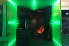 Xanadu 7D Theater Front Tunnel Final Night