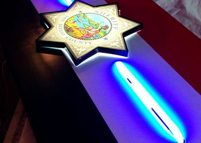 SHERIFF SD SIGN