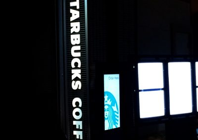 STARBUCKS SIGNS