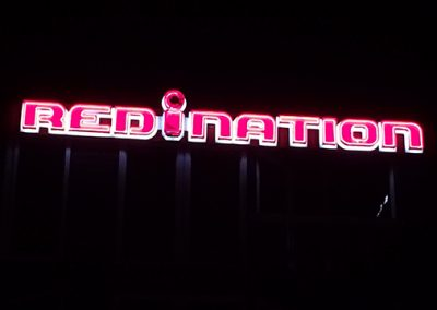RED I NATION